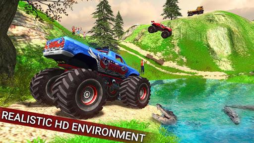 Offroad Monster Hill Truck 1.13 screenshots 1