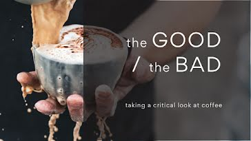 The Good & Bad Coffee - YouTube Thumbnail Template