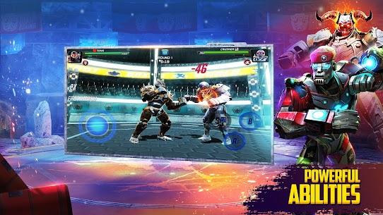 World Robot Boxing 2 MOD (Unlimited Stamina) 5
