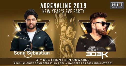 Budget New Year Parties 2019 In Bangalore Events High