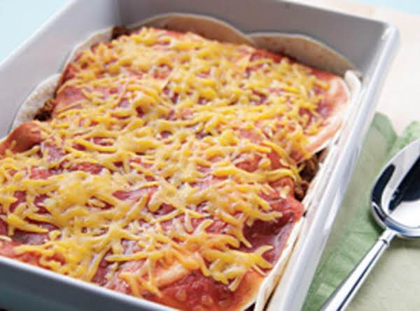 Kit's Oh So Easy Taco Bake Recipe