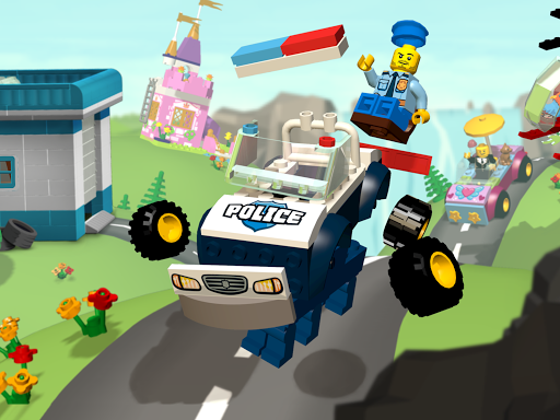 LEGO® Juniors Create & Cruise - screenshot
