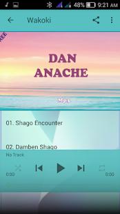 Wakokin Dan Anache Mp3 - náhled