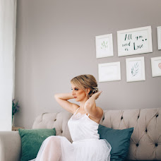 Wedding photographer Vladimir Voronchenko (Vov4h). Photo of 02.10.2017