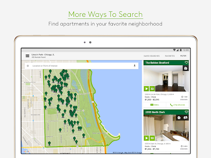 Apartments.com Rental Search- screenshot thumbnail