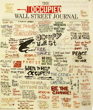 Photo: Occupied Wall Street Journal n°4 - Poster Folio - Anonymous gift 2011