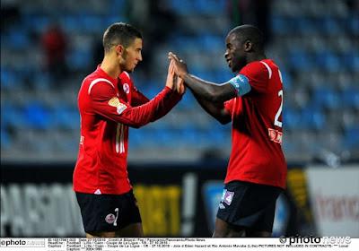 Mavuba voit un signe pour le possible titre de Lille