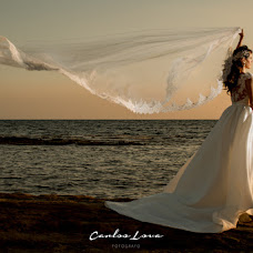 Wedding photographer Carlos Lova (carloslova). Photo of 11.01.2017