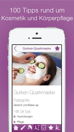 100 Tipps rund um Kosmetik PRO screenshot