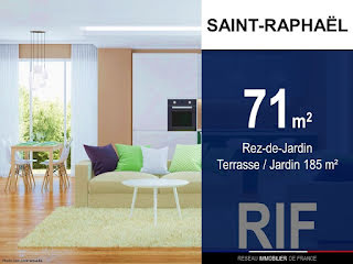 Appartement Saint-raphael