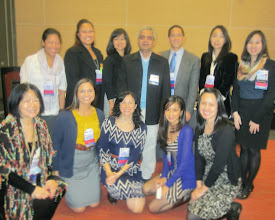 Photo: Mahalo for engaging! Together, let's lead!  APIC Executive Committee 2013-2104:  Front (L-R): Elena Ong, Niki Bannister, Chari Cohen, Wei Perng & Corina Chung; Standing (L-R): Sherry Chen, Natalie Ah Soon, Aimee Afable-Munsuz, Vishnu Nepal, Kawika Liu, Rebecca Park & Debbie Huang.