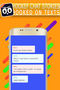 HOOKEF - Chat Stories Hooked on texts