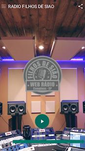 Download Rádio Filhos De Sião For PC Windows and Mac apk screenshot 1