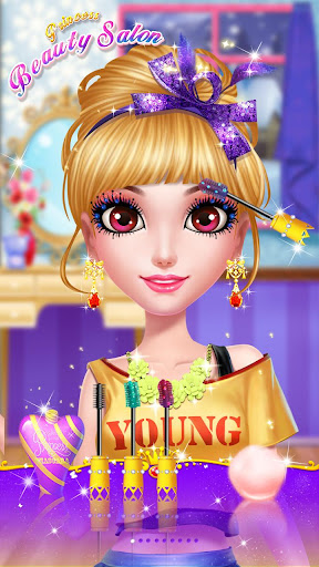 Princess Beauty Salon - Birthday Party Makeup 2.0.3151 screenshots 7