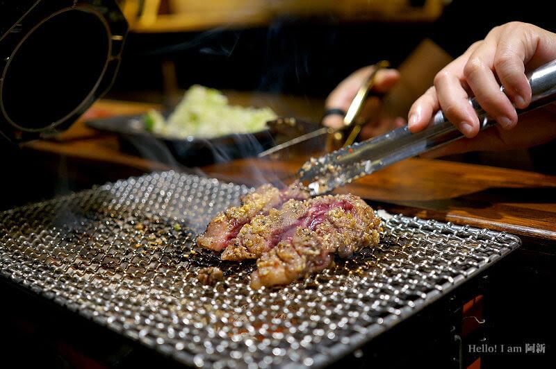 台北燒肉店推薦,吳桑燒肉-19