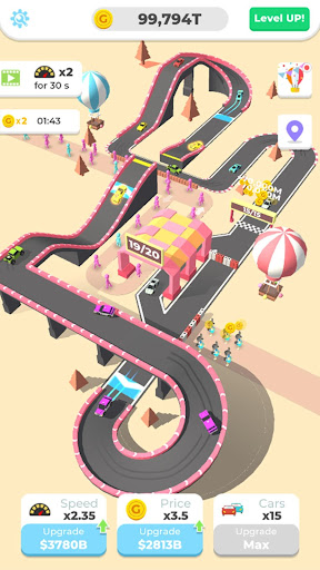 Idle Racing Tycoon-Car Games android2mod screenshots 12