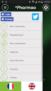 Pharmao: Envoi ordonnance- screenshot thumbnail