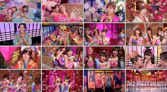 (PV)(1080i) AKB48 – 君はメロディー (M-ON! HD)