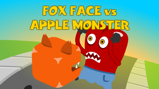 Fox Face vs Apple Monster  astuce 1