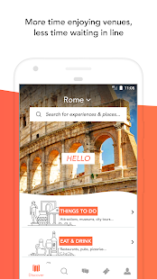 Musement - Travel Activities- screenshot thumbnail