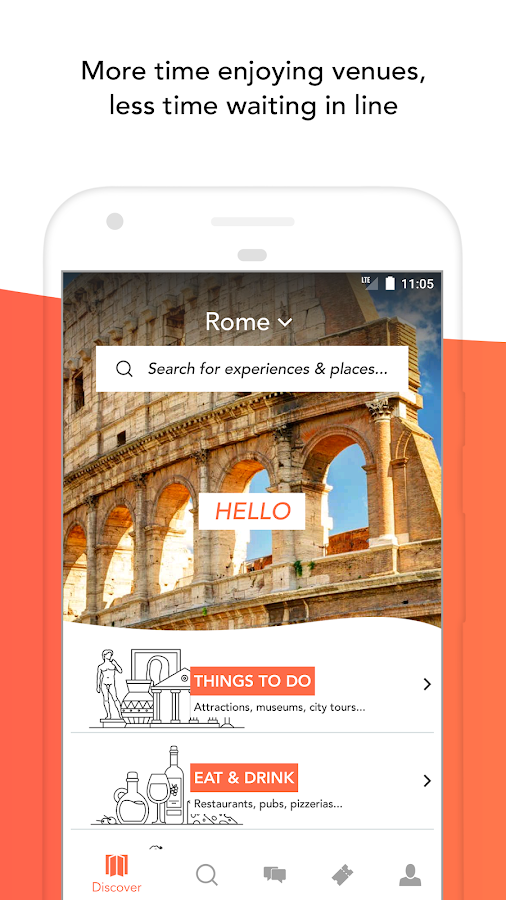 Musement - Travel Activities- screenshot