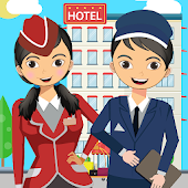Pretend Play Hotel Cleaning: Doll House Fun Android APK Download Free By Fun Bytes Studio