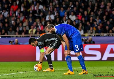 Nieuwe overeenkomst met Chiellini op komst bij Juventus