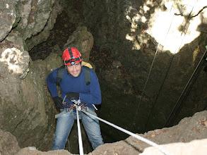 Photo: הצלמים יורדים למערה