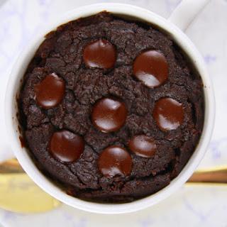 1 Minute Microwave Mug Brownie (Microwave Mug Meals) Recipe