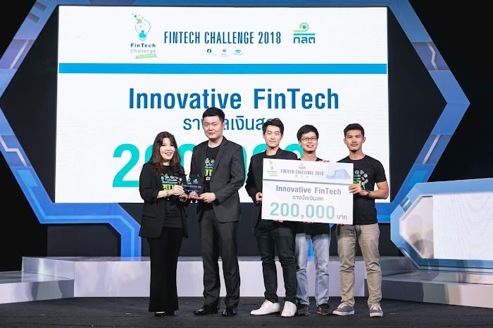 Credit OK at FinTech Challenge 2018 awards