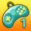 Fun GameBox 1 (40 funny offline games all in one) icon