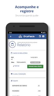 App OrçaFascio - Diário de Obras APK for Windows Phone