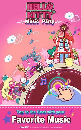 Hello Kitty Music Party - Kawaii and Cute! 1.1.4 screenshots 10