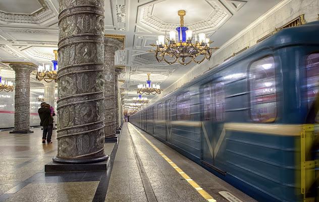 Un treno nel foyer di franca111