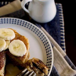 Multigrain Flour Pancakes.