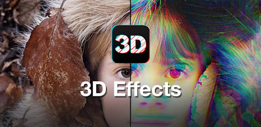 3D Effect- 3D Camera, 3D Photo Editor & 3D Glasses for PC