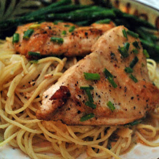 Easy Weeknight Chicken Scallopini