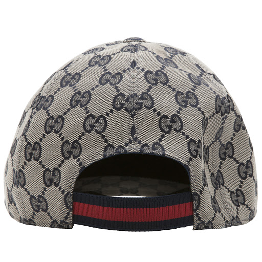 Thumbnail images of Gucci 'GG' Canvas Hat