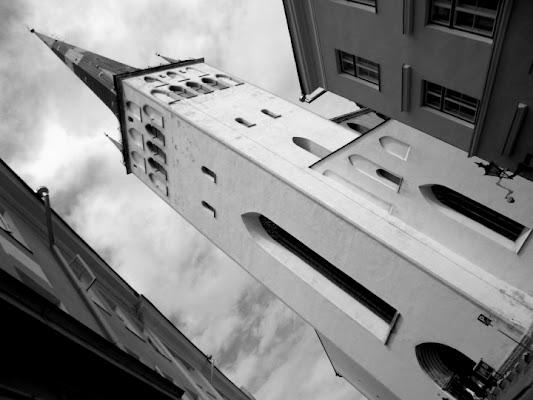 La diagonale architettonica di BananaJoe