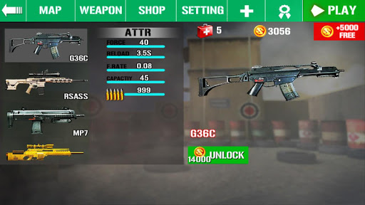 Critical Strike Shoot Fire 1.3 screenshots 18