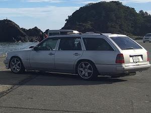 Eクラス ステーションワゴン W124 1994 E320TEのカスタム事例画像 Kazusunさんの2020年09月06日08:14の投稿