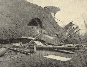 Photo: 1945 Silkeborg Roklub bombet.