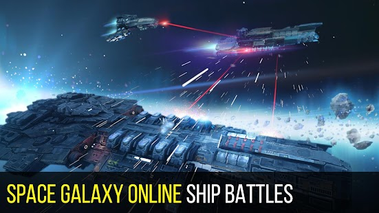 Planet Commander Online: Space ships galaxy game - náhled