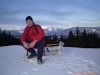 Mego před Sněžkou