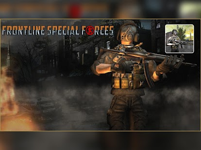 Frontline Special Forces- screenshot thumbnail
