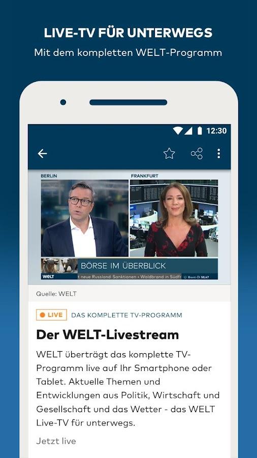 Welt Live News