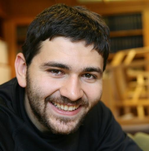 Photo of Eugene Brevdo