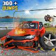 Deadly Car Crash Engine Damage: Speed Bump Race 18
