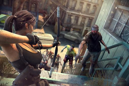 Zombie Frontier 3: Sniper FPS u0635u0648u0631 1