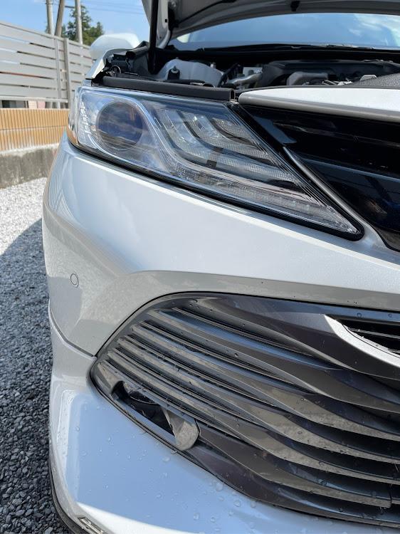 カムリ AXVH70の9月もよろしくお願いします。,カムリ70,セカンドカー,トヨタ,DIYに関するカスタム&メンテナンスの投稿画像1枚目